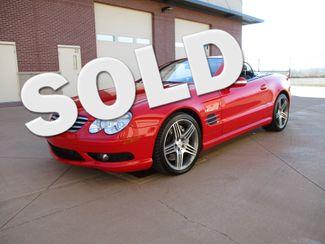 2003 Mercedes-Benz SL55 AMG in Chesterfield, Missouri 63005