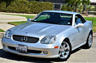 2003 Mercedes-Benz SLK230 2.3L in Reseda, CA, CA 91335