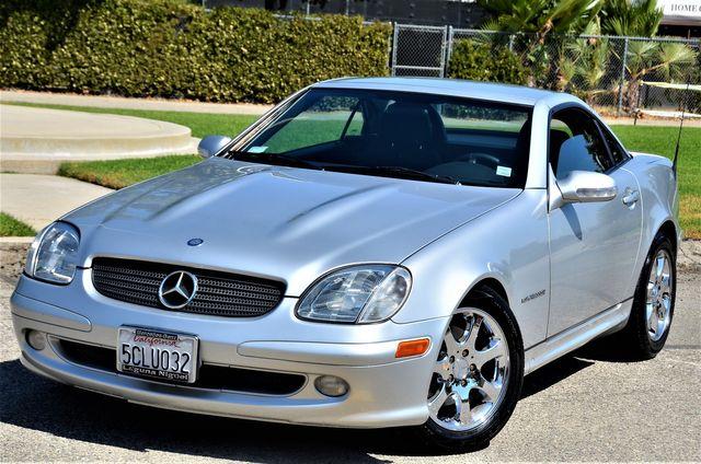 2003 Mercedes-Benz SLK230 2.3L