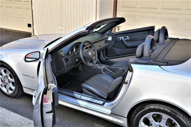 2003 Mercedes-Benz SLK230 2.3L in Reseda, CA, CA 91335
