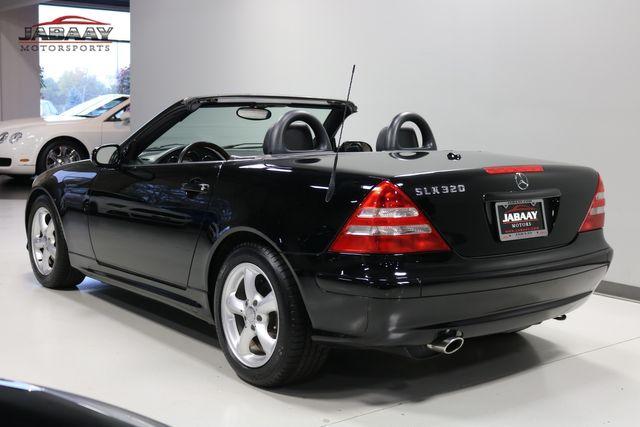2003 Mercedes-Benz SLK320 3.2L Merrillville, Indiana 2