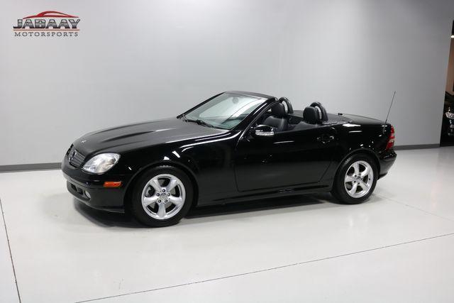 2003 Mercedes-Benz SLK320 3.2L Merrillville, Indiana 31