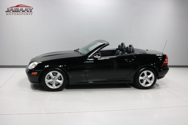 2003 Mercedes-Benz SLK320 3.2L Merrillville, Indiana 32