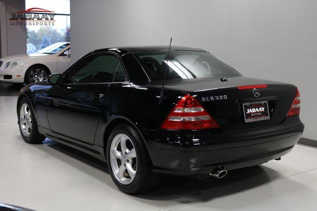 2003 Mercedes-Benz SLK320 3.2L Merrillville, Indiana 24