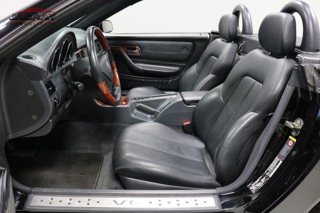 2003 Mercedes-Benz SLK320 3.2L Merrillville, Indiana 10