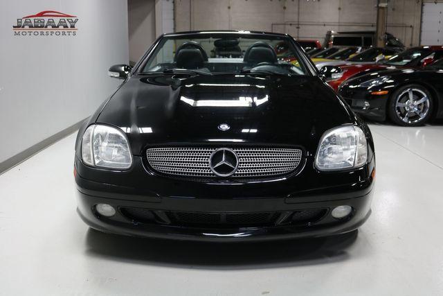 2003 Mercedes-Benz SLK320 3.2L Merrillville, Indiana 7