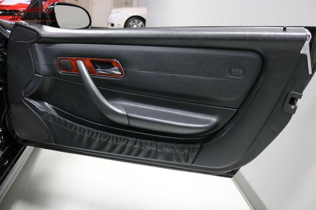 2003 Mercedes-Benz SLK320 3.2L Merrillville, Indiana 20