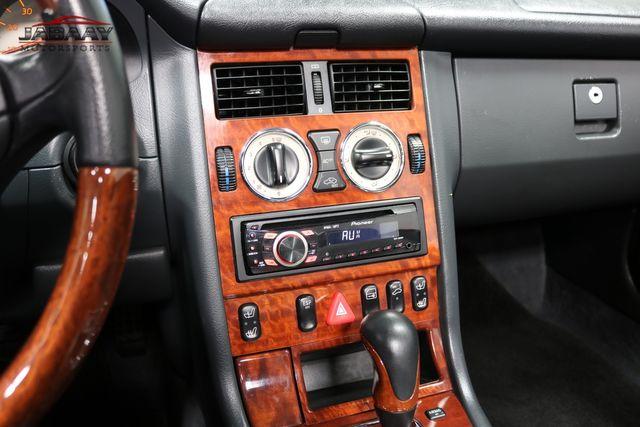 2003 Mercedes-Benz SLK320 3.2L Merrillville, Indiana 17