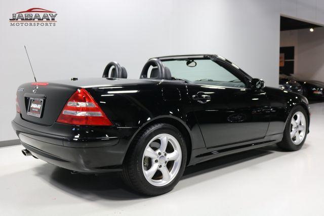2003 Mercedes-Benz SLK320 3.2L Merrillville, Indiana 4