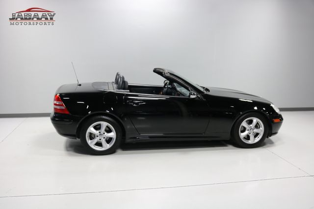 2003 Mercedes-Benz SLK320 3.2L Merrillville, Indiana 38