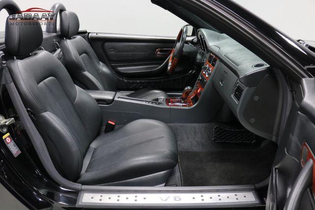 2003 Mercedes-Benz SLK320 3.2L Merrillville, Indiana 13