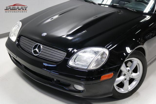 2003 Mercedes-Benz SLK320 3.2L Merrillville, Indiana 27