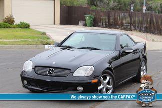 2003 Mercedes-Benz SLK320 3.2L in Woodland Hills CA, 91367