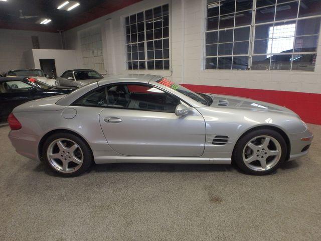 2003 Mercedes Sl500 Perfect COND. LOW  MILES, JUST SERVICED Saint Louis Park, MN 2