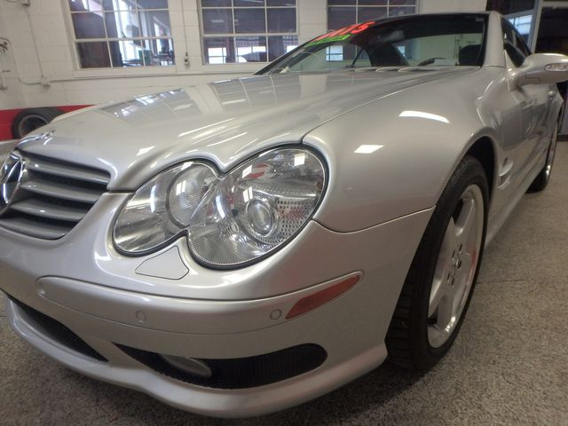 2003 Mercedes Sl500 Perfect COND. LOW  MILES, JUST SERVICED Saint Louis Park, MN 26