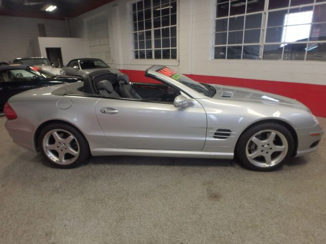 2003 Mercedes Sl500 Perfect COND. LOW  MILES, JUST SERVICED Saint Louis Park, MN 13