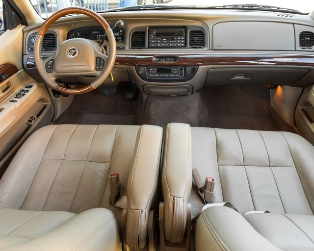 2003 Mercury Grand Marquis LS Ultimate Burbank, CA 8