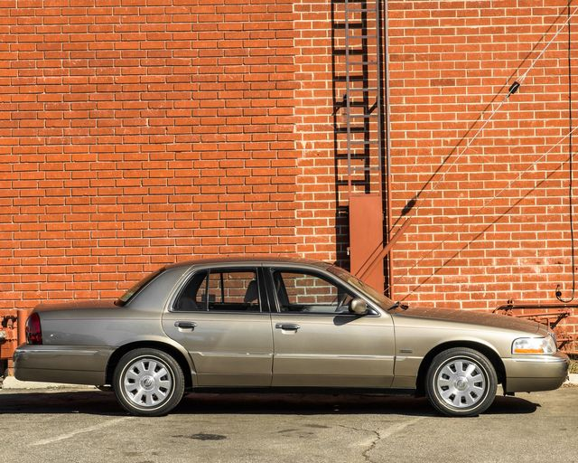 2003 Mercury Grand Marquis LS Ultimate Burbank, CA 4