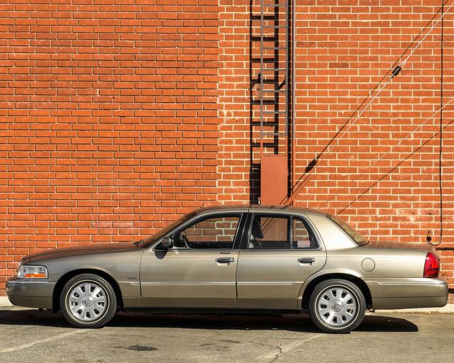 2003 Mercury Grand Marquis LS Ultimate Burbank, CA 5