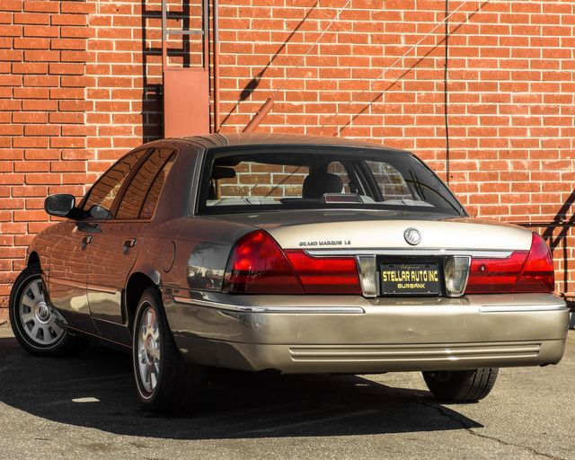 2003 Mercury Grand Marquis LS Ultimate Burbank, CA 7