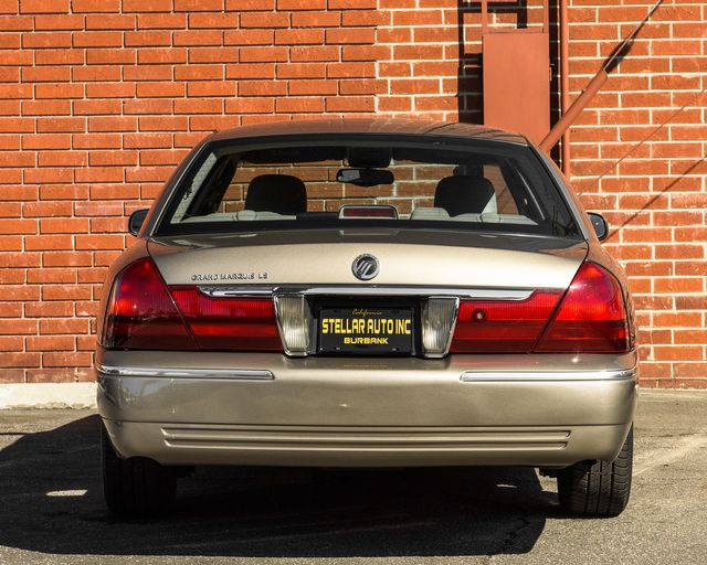 2003 Mercury Grand Marquis LS Ultimate Burbank, CA 3