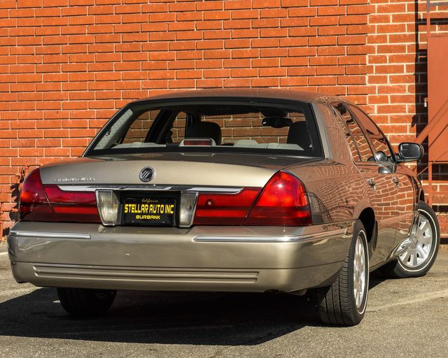 2003 Mercury Grand Marquis LS Ultimate Burbank, CA 6