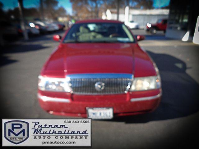 2003 Mercury Grand Marquis LS Premium Chico, CA 1