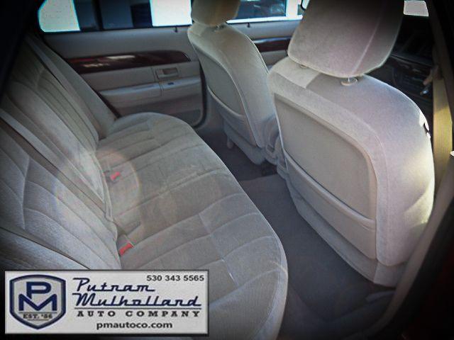 2003 Mercury Grand Marquis LS Premium Chico, CA 10
