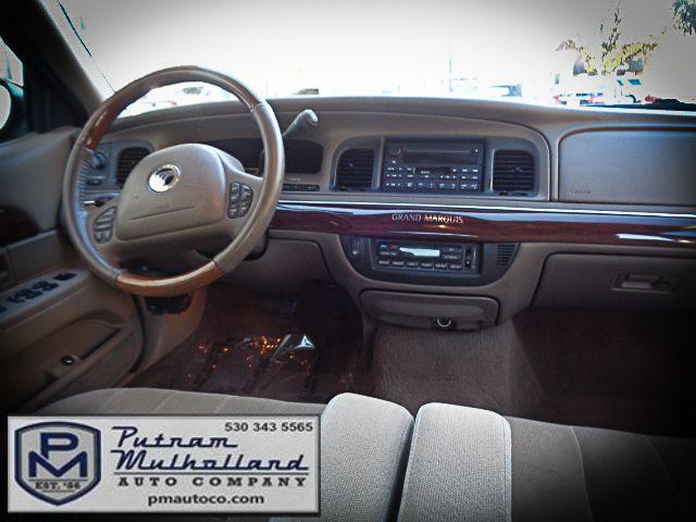 2003 Mercury Grand Marquis LS Premium Chico, CA 11