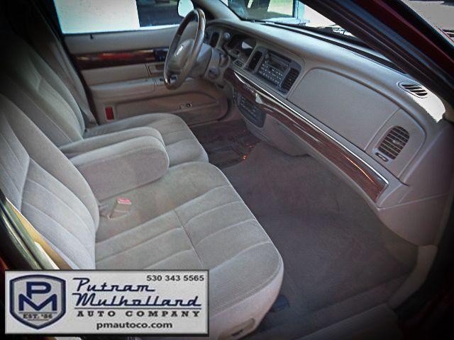 2003 Mercury Grand Marquis LS Premium Chico, CA 12