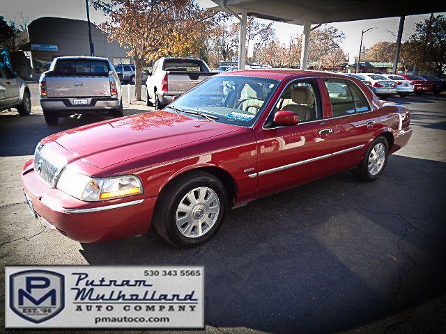 2003 Mercury Grand Marquis LS Premium Chico, CA 2