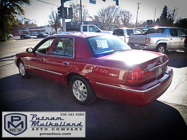 2003 Mercury Grand Marquis LS Premium Chico, CA 4