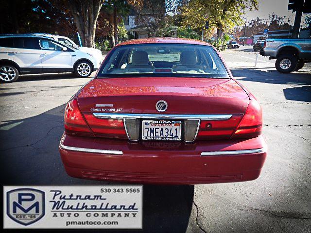 2003 Mercury Grand Marquis LS Premium Chico, CA 5