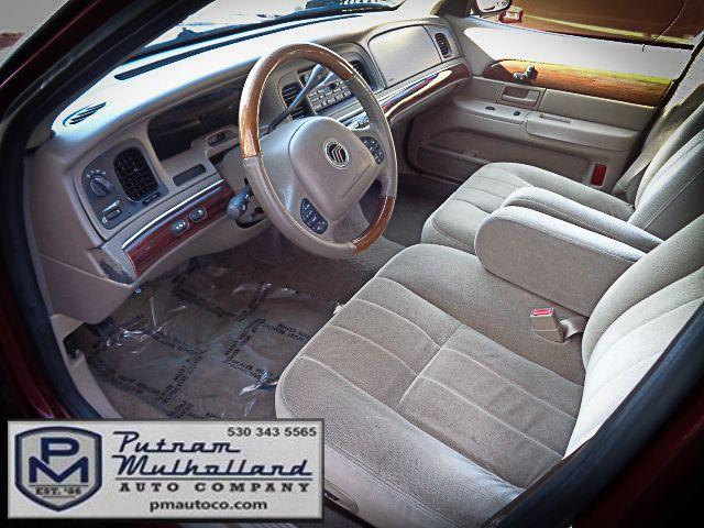 2003 Mercury Grand Marquis LS Premium Chico, CA 8