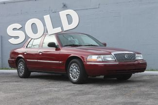 2003 Mercury Grand Marquis GS Hollywood, Florida