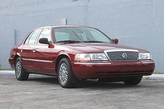 2003 Mercury Grand Marquis GS Hollywood, Florida 1