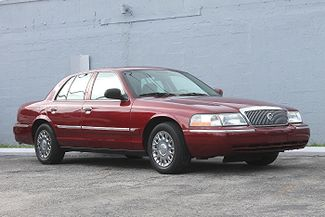 2003 Mercury Grand Marquis GS Hollywood, Florida 13