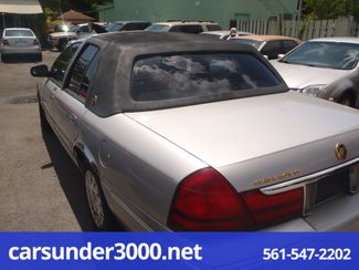 2003 Mercury Grand Marquis GS Lake Worth , Florida 4