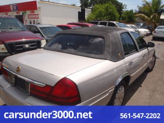 2003 Mercury Grand Marquis GS Lake Worth , Florida 5