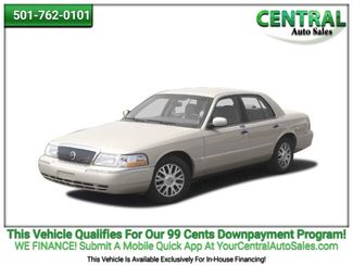 2003 Mercury GRAND MARQUIS/PW  | Hot Springs, AR | Central Auto Sales in Hot Springs AR