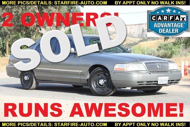 2003 Mercury Grand Marquis GS Santa Clarita, CA
