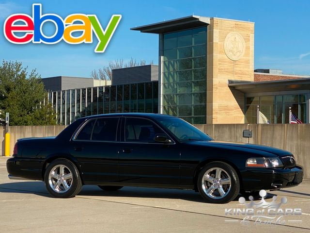 2003 Mercury Marauder LIKE NEW ONLY 9K MILES WOW ORIGINAL PAINT MUST SEE