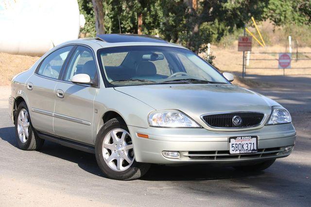 2003 Mercury Sable LS Premium Santa Clarita, CA 3