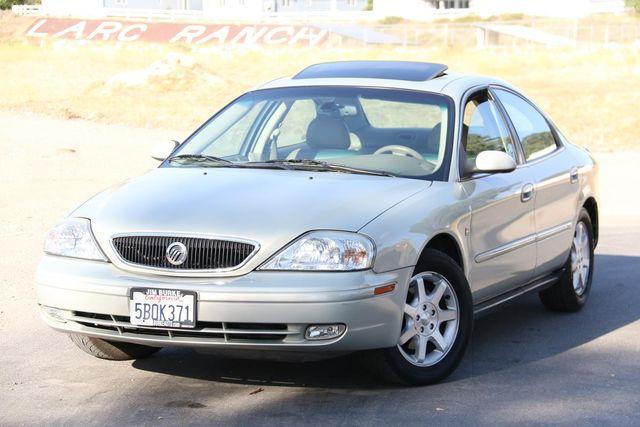 2003 Mercury Sable LS Premium Santa Clarita, CA 4