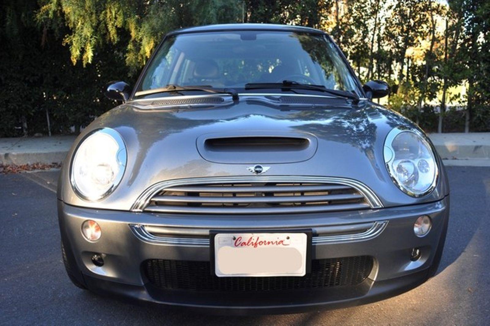 2003 Mini Cooper S Hardtop Great Gas Mileage Super