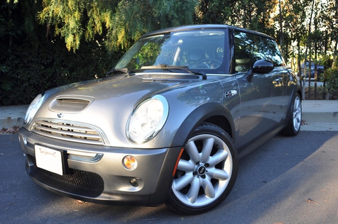 2003 Mini Cooper S Hardtop Great Gas Mileage, Super Performance in , California