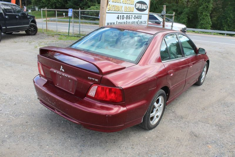 2003 Mitsubishi Galant ES  city MD  South County Public Auto Auction  in Harwood, MD