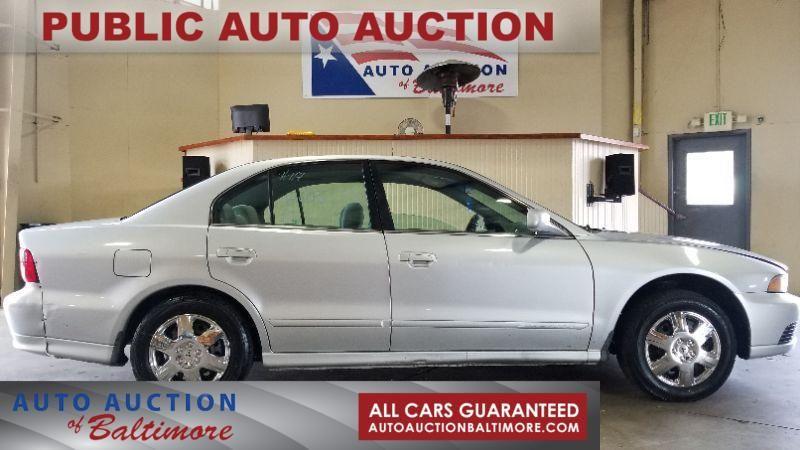 2003 Mitsubishi GALANT  | JOPPA, MD | Auto Auction of Baltimore  in JOPPA MD