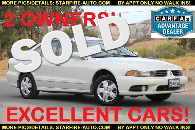 Beautiful 2003 Mitsubishi Galant ES