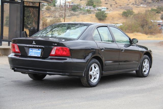2003 Mitsubishi Galant LS Santa Clarita, CA 6